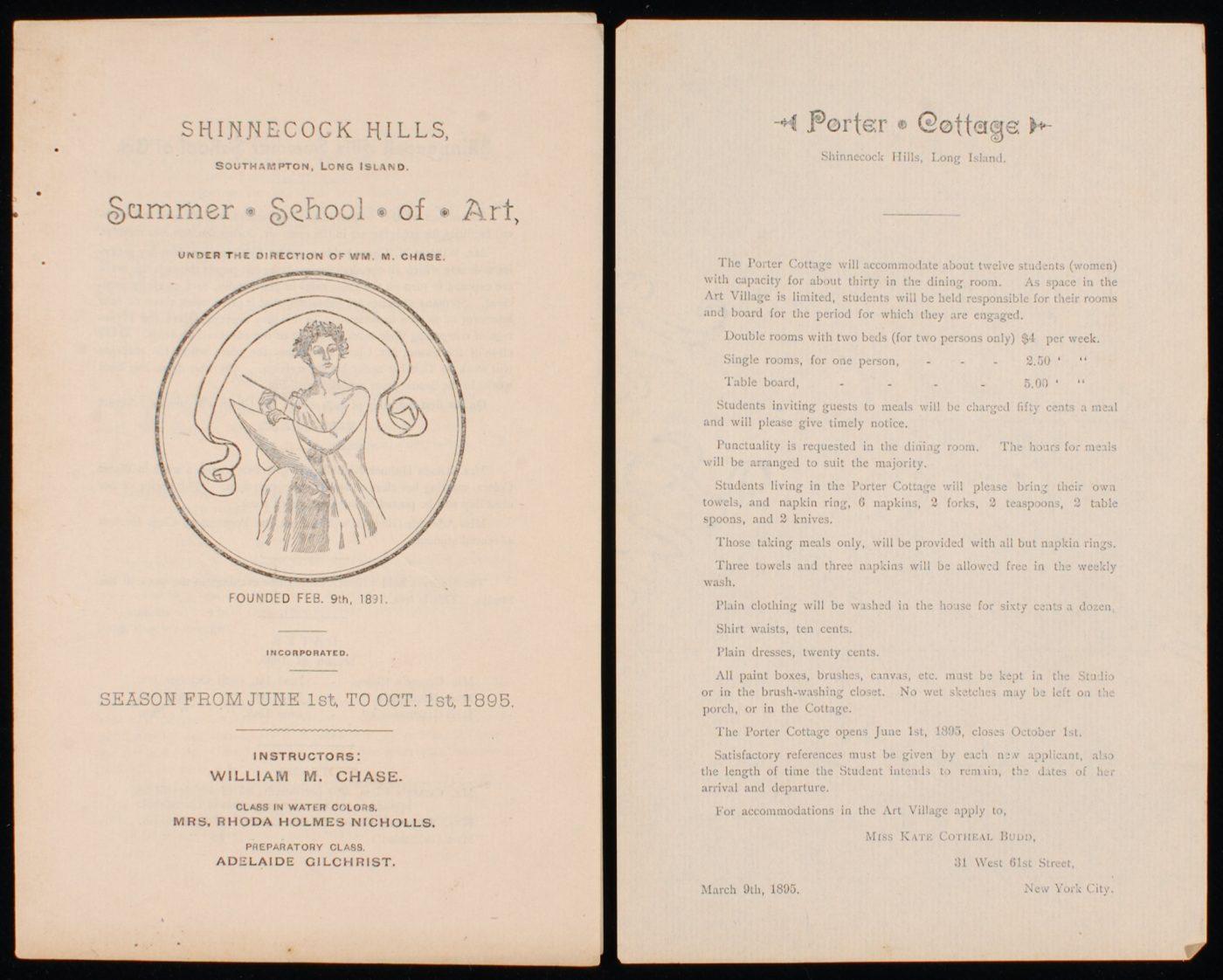 William Merritt Chase: The Shinnecock Years - Parrish Art Museum