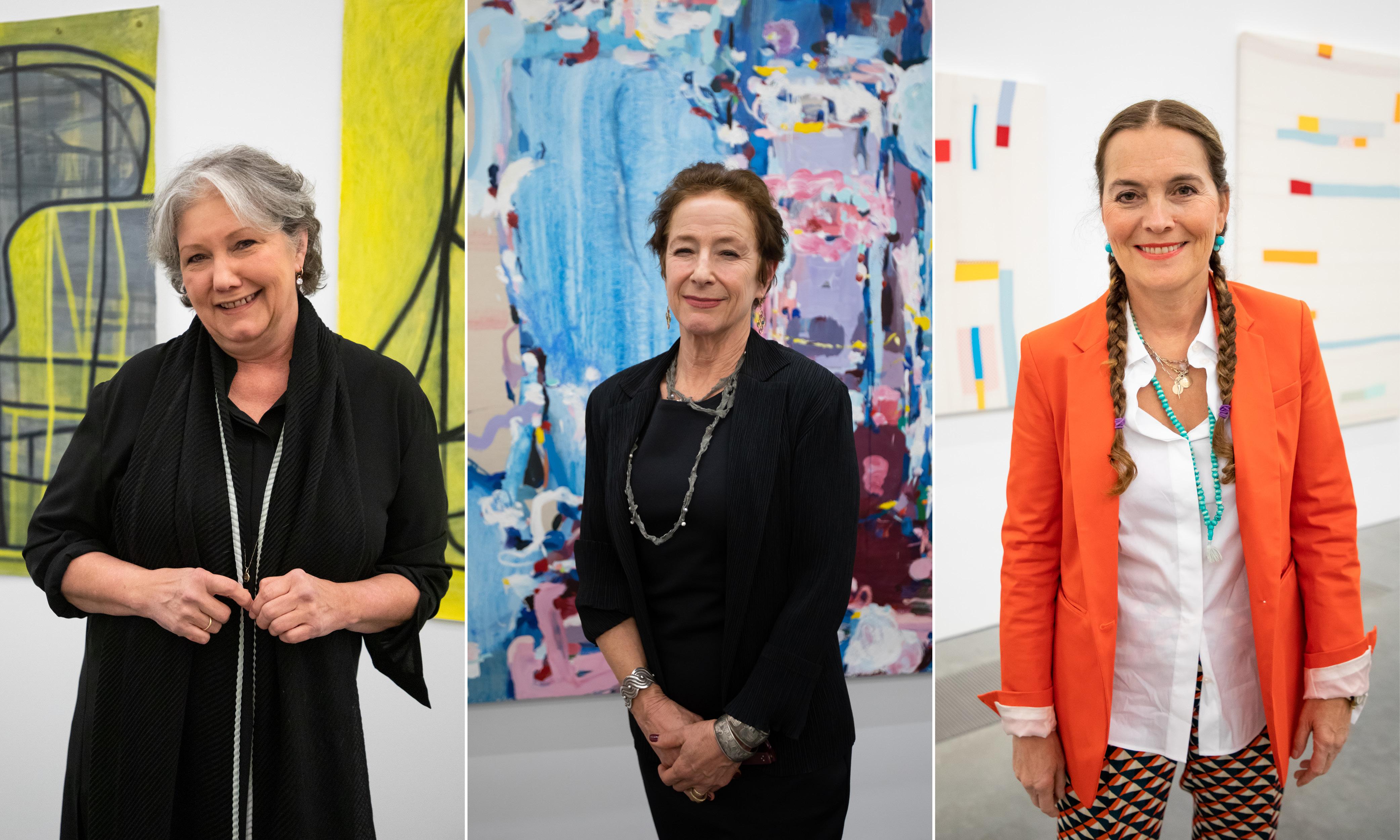 Janet Goleas, Priscilla Heine, Bastienne Schmidt
