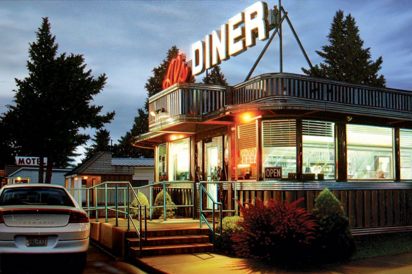 Robert Gniewek, Al's Diner